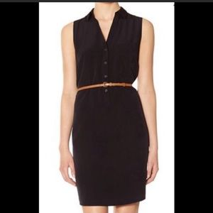 Limited Ashton LBD W/Gold Belt